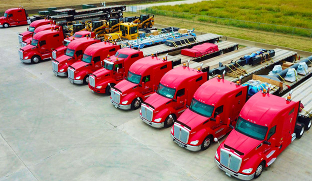 Heavy Haul Drivers - What You'll Haul at Lone Star