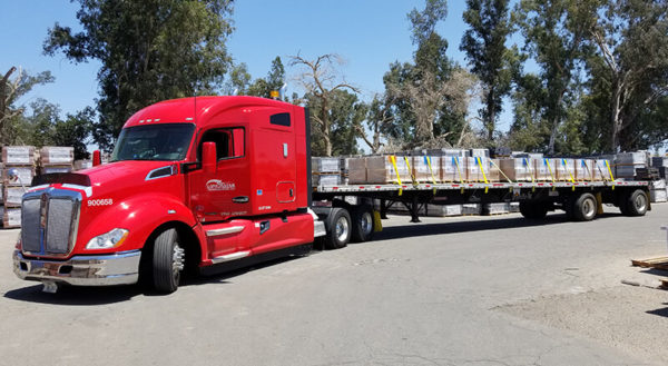 Building Materials Transportation Services For The